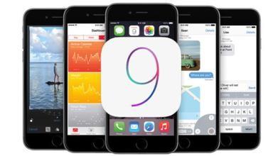 iOS 9 发布后的安装率不及前代